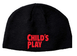 Child's Play Beanie Knitted Hat Chucky Horror Free Shipping Merch Massacre