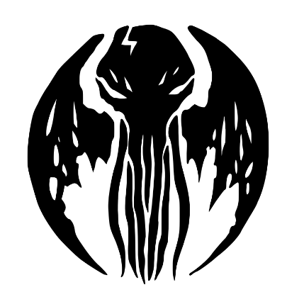 Lovecraft Cthulhu Vinyl Decal Sticker Sci Fi Horror Free Shipping Merch Massacre
