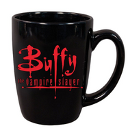 Buffy the Vampire Slayer Mug Coffee Cup Black B Chosen Slay Grr Argh Zombie Willow Xander Spike Angel Giles Horror Funny Free Shipping Merch Massacre