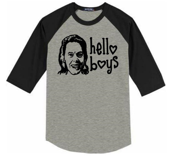 True Crime Aileen Wuornos 3/4 Raglan Baseball Tee Shirt Adult XS-3X Clothes Female Serial Killer Horror Halloween Free Shipping Merch Massacre