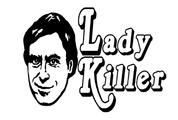 Ted Bundy Lady Killer Serial Killer Vinyl Decal Sticker True Crime Horror Free Shipping Merch Massacre