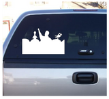 Mystery Science Theater MST3K Vinyl Decal Sticker Gizmonic Free Shipping Merch Massacre