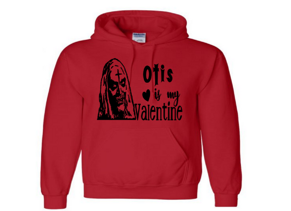 Devils Rejects Hoodie Unisex Pullover Hooded Sweatshirt Adult S-5X Clothes Otis Valentine Horror Free Shipping Merch Massacre