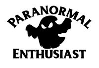 Paranormal Enthusiast Vinyl Decal Sticker Ghost Hunter Supernatural Horror Free Shipping Merch Massacre