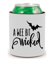 Witch Wicked Hat Can Cooler Sleeve Bottle Holder Horror Free Shipping Merch Massacre
