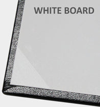 White Board Inside Panel for Diploma Covers