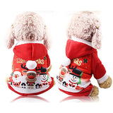 Winter Wonderland Hooded Coats