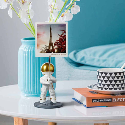 Astronaut Payment Card & Photo Holder