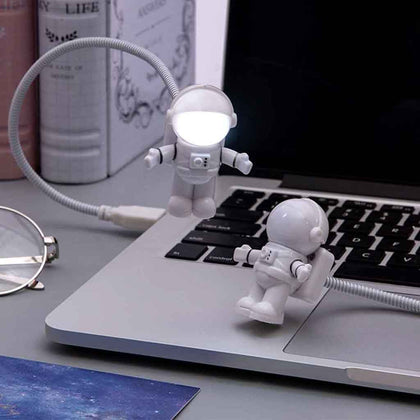 Astronaut USB LED Night Light - Booh.in
