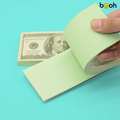 Dollar Notepad - Booh.in