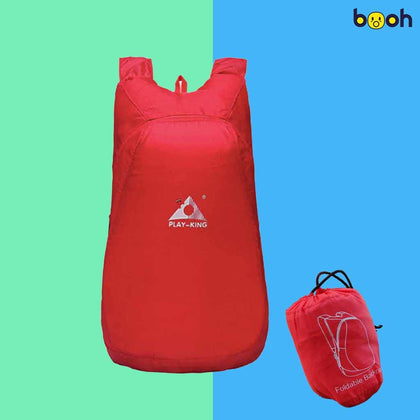Foldable Backpack - Booh.in