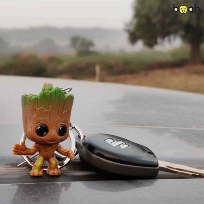 Groot 3D Keychain  - Booh.in