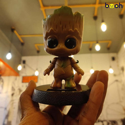 Groot Solar Powered Bobblehead - Booh.in