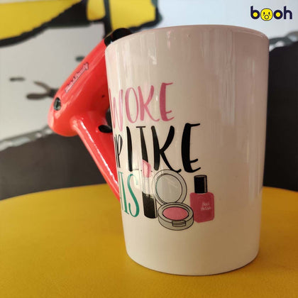 Hair & Beauty Style 3D Mug - Booh.in