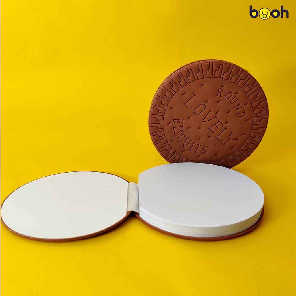 Lovely Biscuit Notebook