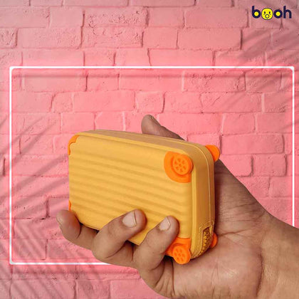 Mini Suitcase Wallet - Booh.in