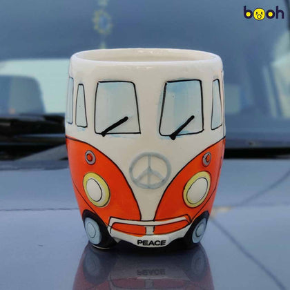 Retro Campervan Mug - Booh.in