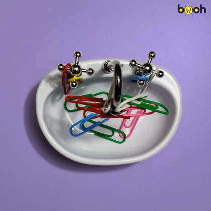 Sink Paper Clip Holder - Booh.in