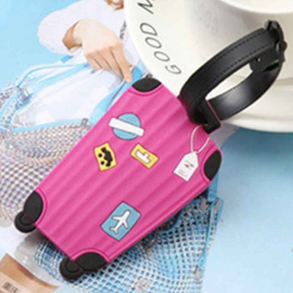 Suitcase Luggage Tag - Booh.in