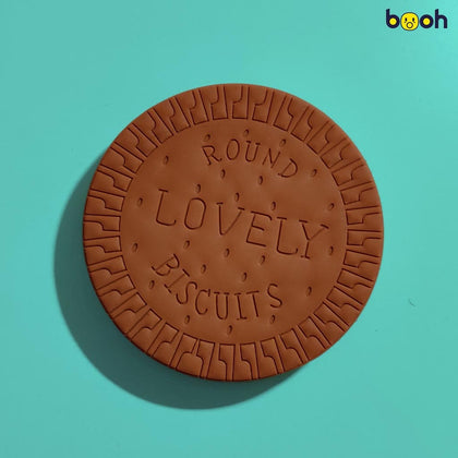 Lovely Biscuit Notebook - Booh.in