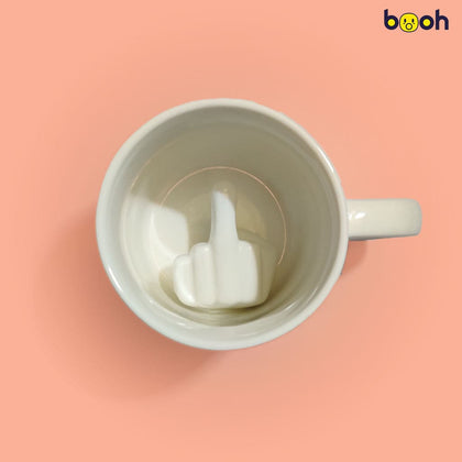 Up Yours Coffee Mug - Booh.in