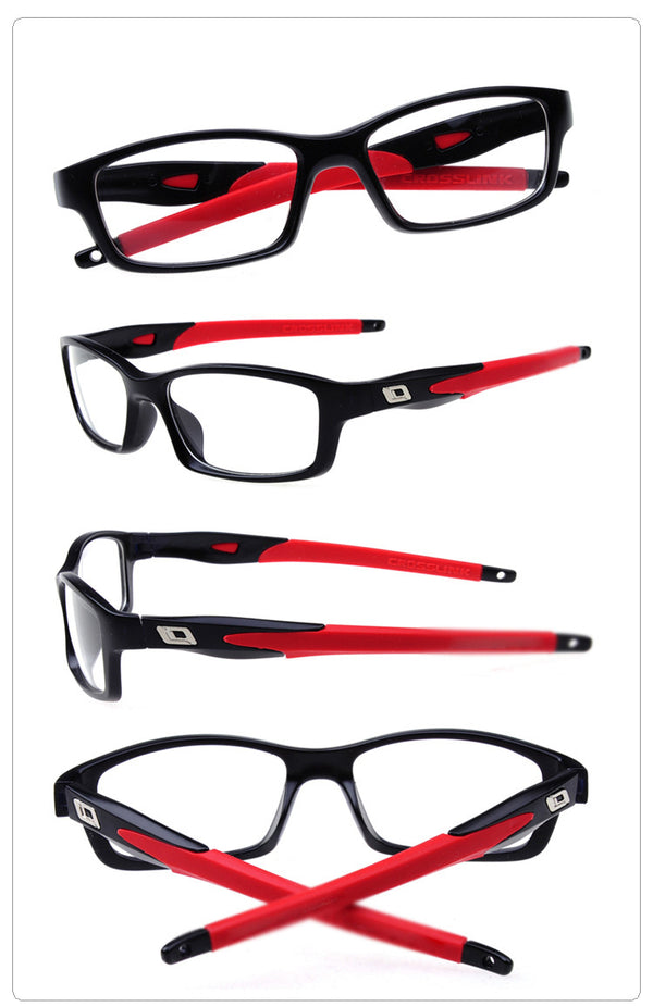 Young Men Sports Eyeglasses