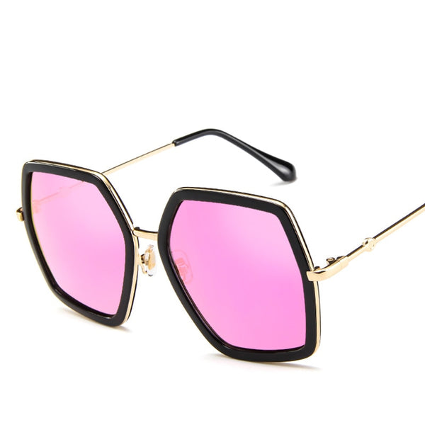 Pocha Oversized Luxury Women Sunglasses