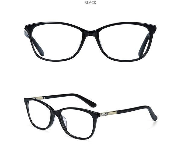 Spring Hinge Office Wear Eyeglasses