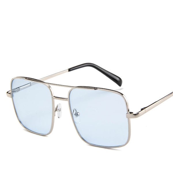 Square Oversize Driving Sunglasses
