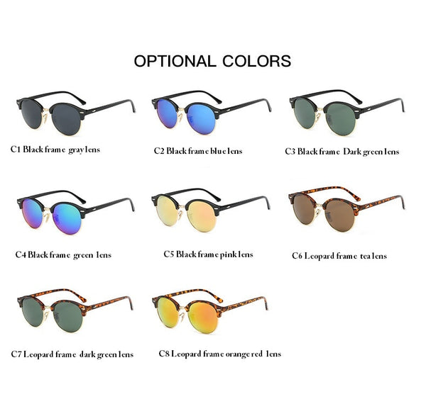 Popular Hot Rays Women Sunglasses