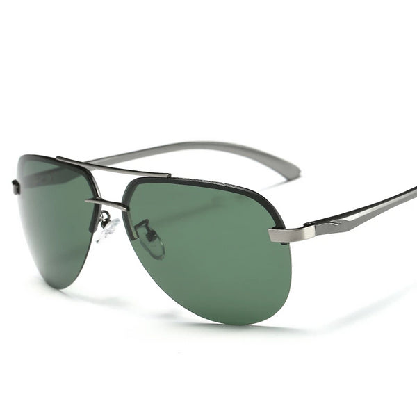 Classic Mirror Aviator Polarized Sunglasses
