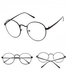 Korean Oversized Vintage Eyeglasses