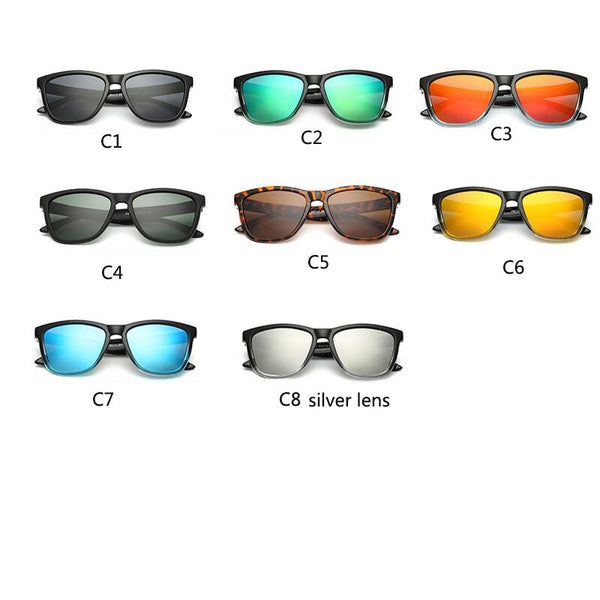 Korean Gradient Top QualityFrame Sunglasses