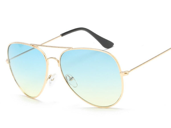 Sea Lense Gradient Women Sunglasses