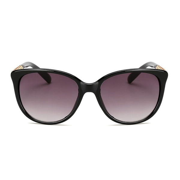Chain Design Cateye Sunglasses