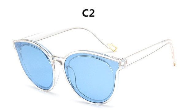 Luxury Top Fashion Cateye Sunglasses