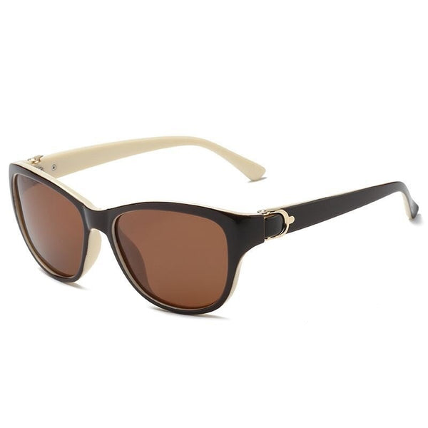 Parisien Elegant Frame Polarized Sunglasses