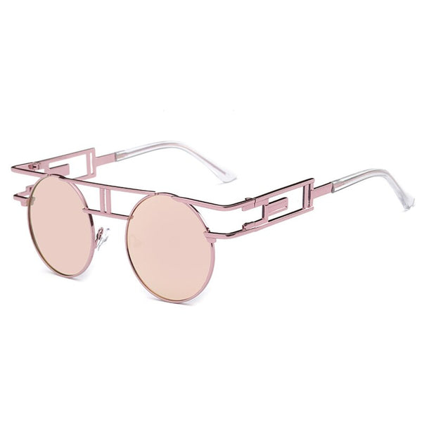 DJ Steampunk Double Strip Sunglasses