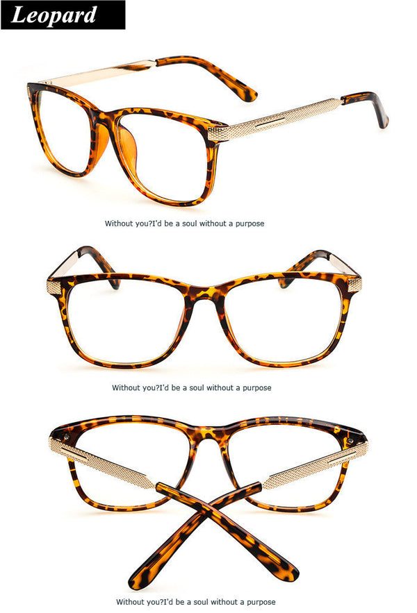 High Quality Alloy Frame Eyeglasses