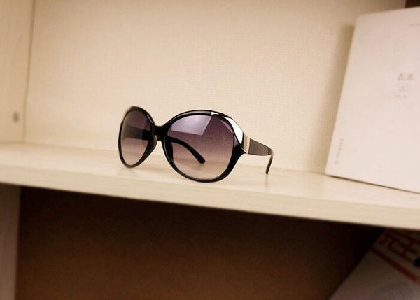 Your Bookshelf Oversized Sunglasses