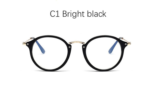 Street Fashion Blue Light Eyeglasses