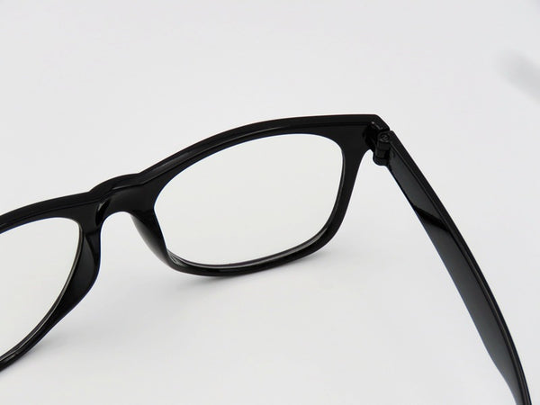 Blue Coating Optical Vintage Eyeglasses