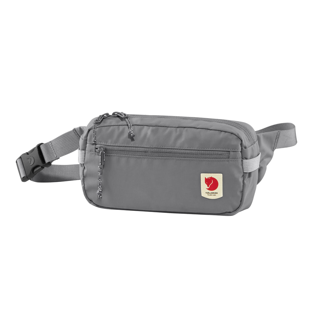 Grey High Coast Hip Pack