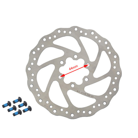 Dualtron and Speedway Standard 44mm E2E 140mm Rotors