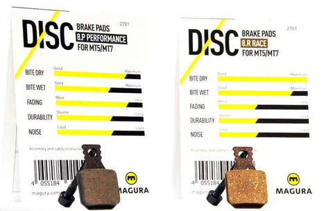 Magura Brake Pads for MT5/MT5e/MT7