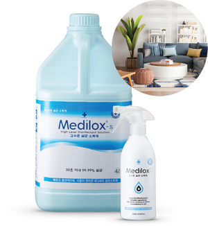 美滴樂 Medilox No.1 Sanitizer brand in Korea