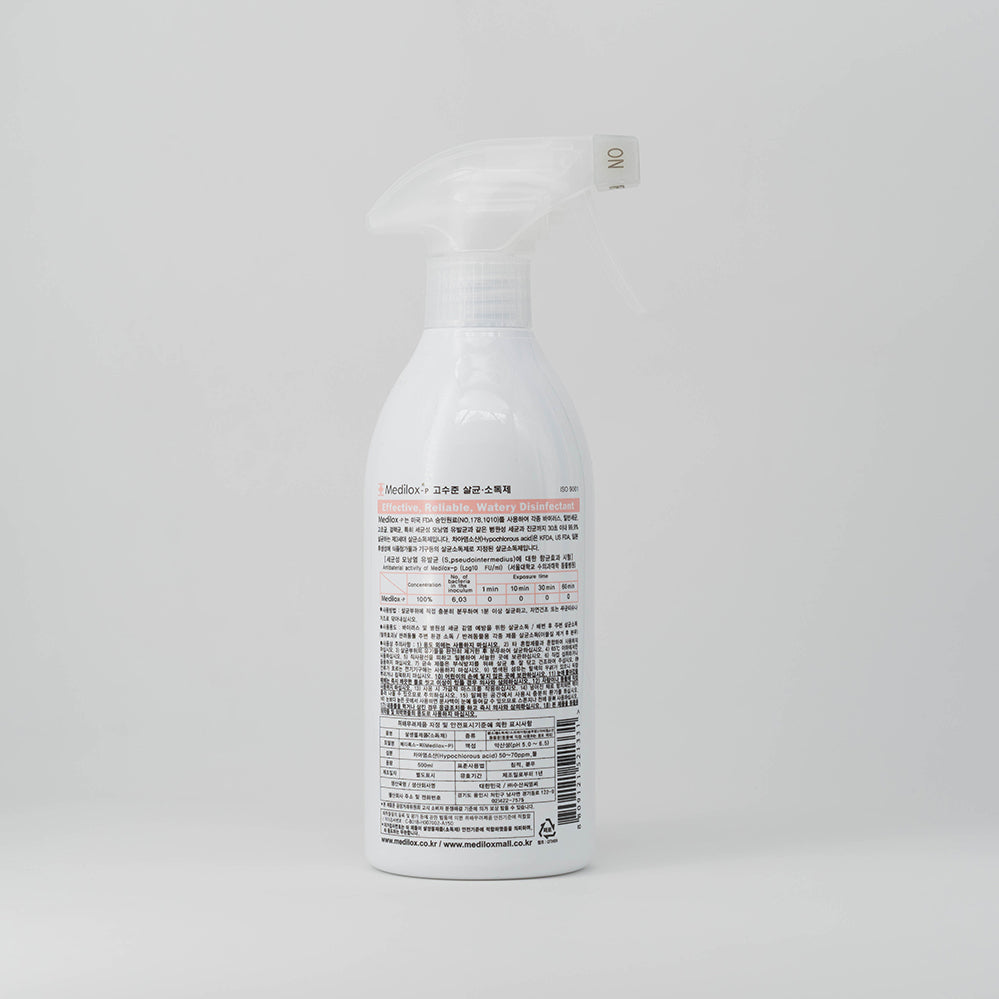 美滴樂 -P ( 寵物配方) 500 毫升. Medilox -P (Pet Formulation) 500 ml