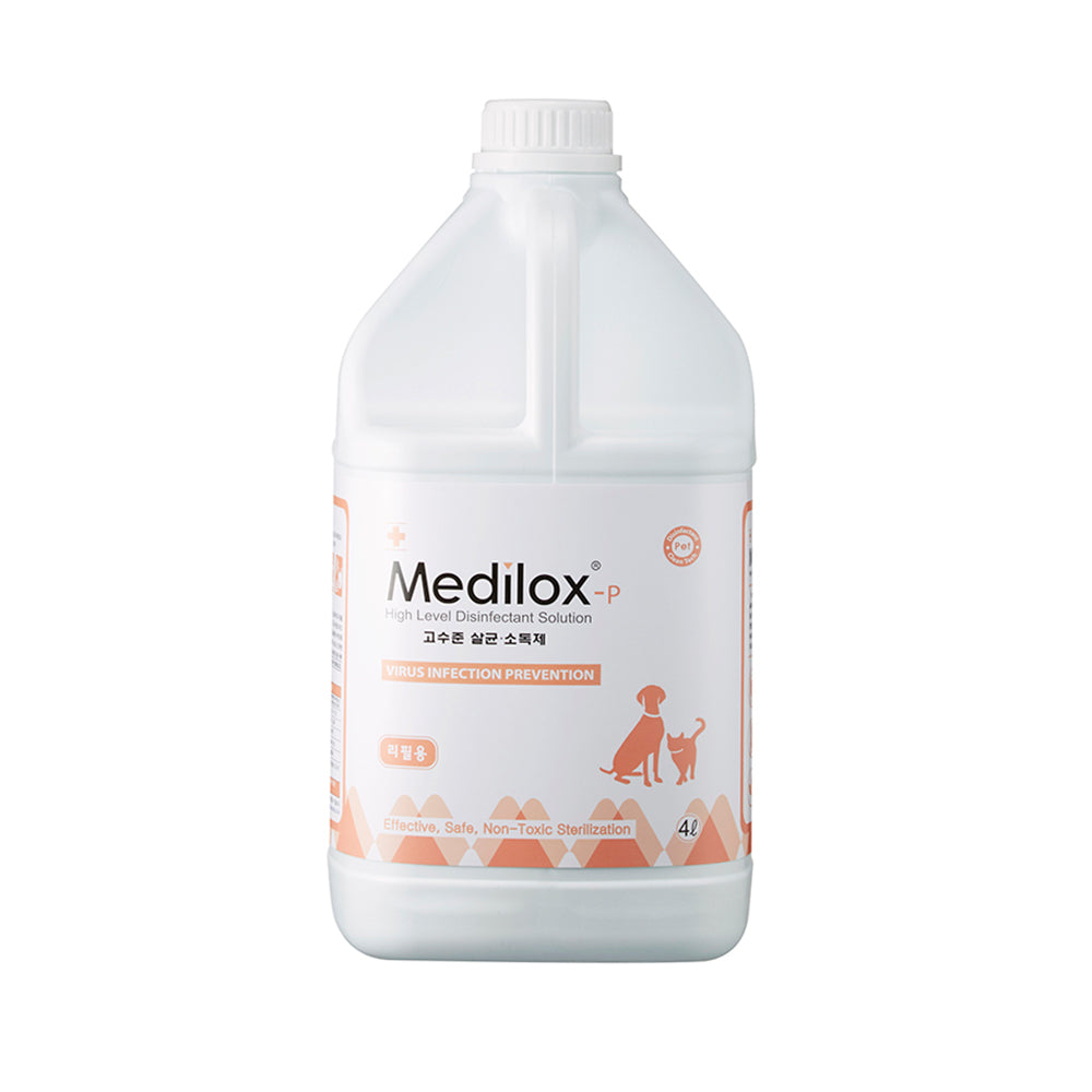 美滴樂 -P ( 寵物配方) 4公升. Medilox -P (Pet Formulation) 4 liter