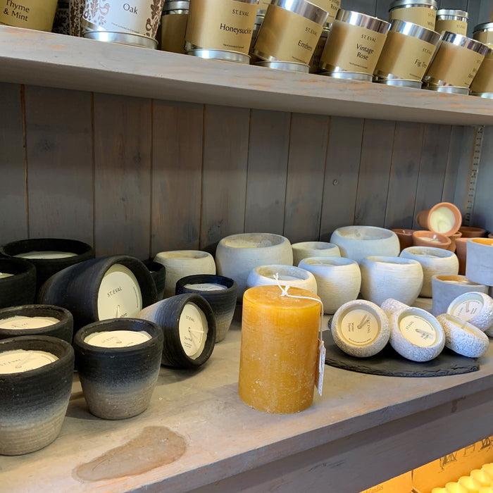 UK Candle Manufacturer - St Eval