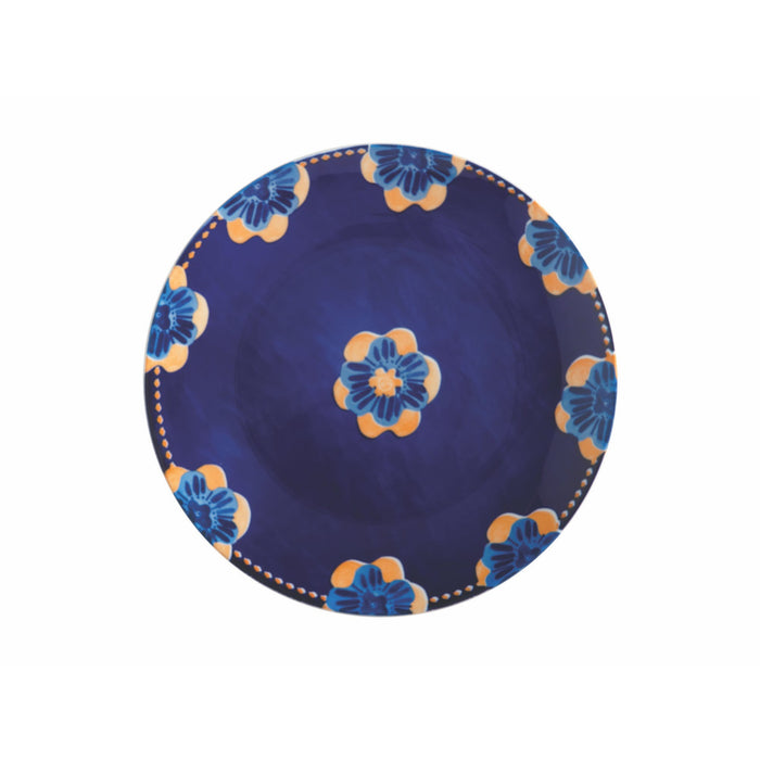 Maxwell & Williams Majolica Dinner Plate Ink Blue - 26.5cm